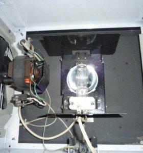 Графопроектор лампа на 850 W