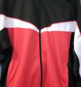 Куртка от спорт.костюма раз.XL
