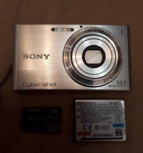 Фотоаппарат Sony Cyber-shot 14.1 Mega Pixels