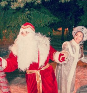 Дед Мороз на дом! Междуреченск.