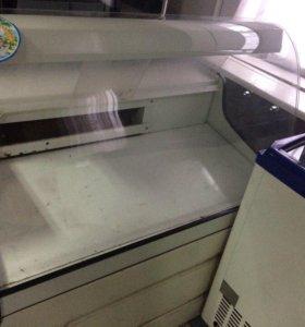 Витрина холодильная(стиллажная)