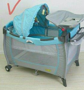 Детская кровать-манеж Selby 214