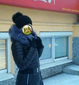 Куртка зимняя 42 размер
