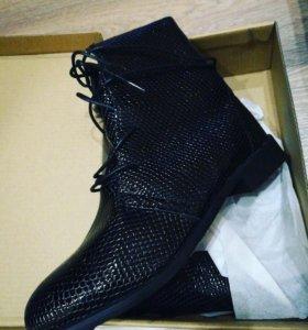 В наличии зимние ботинки