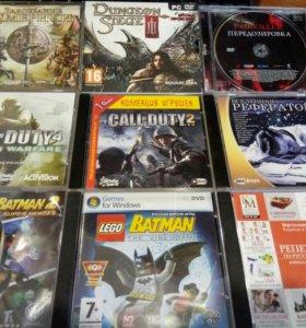 Игры, диски для ПК