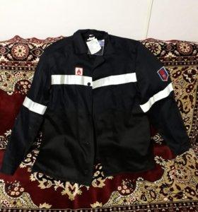 Новая сварочная куртка