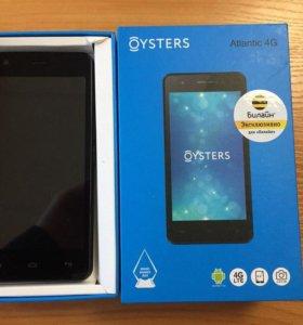 Osters Atlantic 4G новый