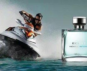 -50% скидка на мужскую Eclat Homme Sport