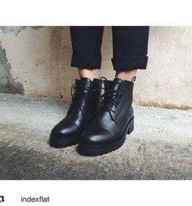 Ботинки от Tatuna Nikolaishvili