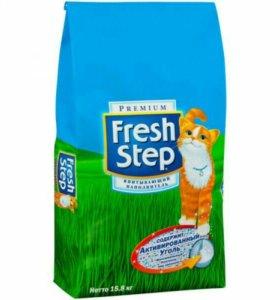 Fresh Step Наполнитель для кошачьего туалета