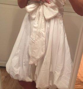Платье выпускное, праздничное