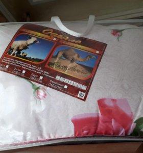 Одеяло, подушки, простыня