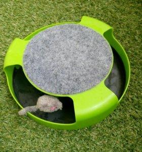 Игрушка когтеточка для кошек