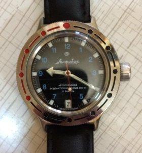 Часы наручные Восток «Амфибия»