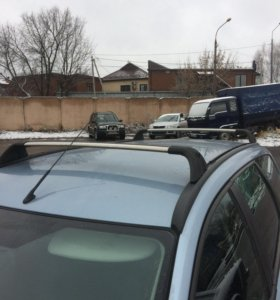 Багажник на крышу Форд фокус 2 универсал