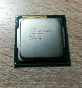 Процессор intel i5 2400