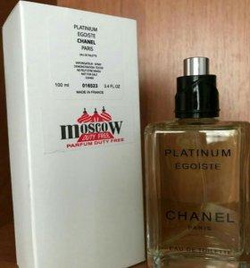 тестер духи мужские Chanel Egoiste Platinum 100 ml