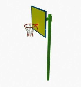 Уличный комплекс Щит баскетбольный Пионер