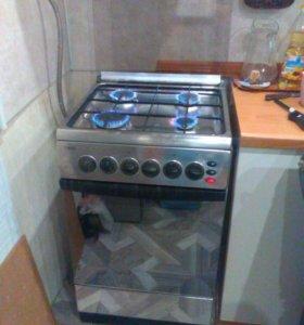Продам газовую плиту      на   50 см