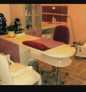 Мебель для салонов красоты.