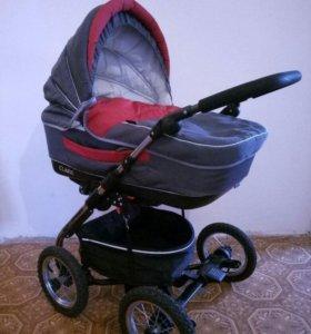 Детская коляска Mikrus Alu Sprint 2 в 1 со сменным