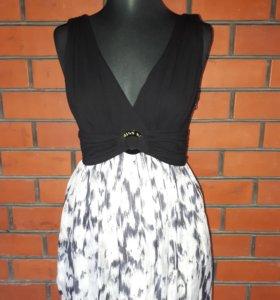 Платье с открытой спинкой Размер 42