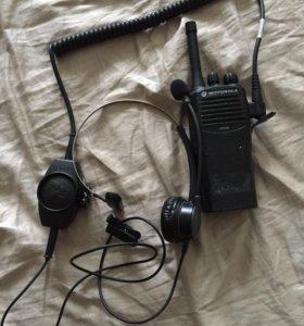 Motorola cp040 без зарядки