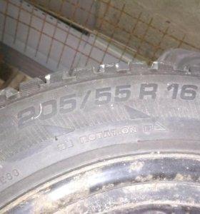 Зимняя резина Michelin R16