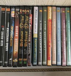 Аниме на DVD