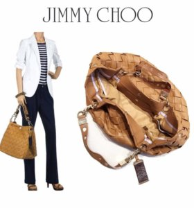 Большая сумка Jimmy Choo