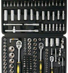 Набор инструментов 172 предмета новый