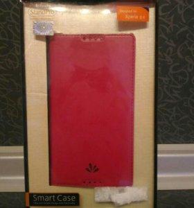 Чехол книжка Sony Xperia E4