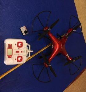 Квадрокоптер, дрон -Syma x8hg