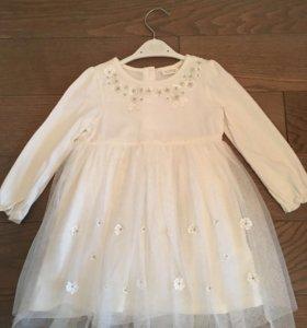 Платье next baby