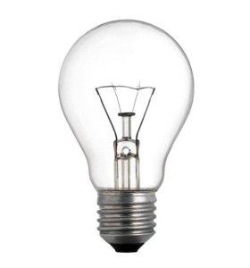 Лампа 75 Вт E27 Искра