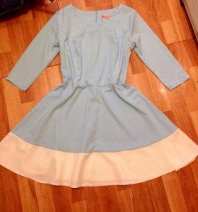Лёгонькое платье