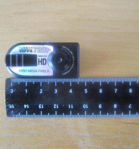 Мини видео камера 1280х720Р