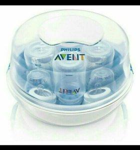 Новый!Стерилизатор для бутылочек для микровлоновки