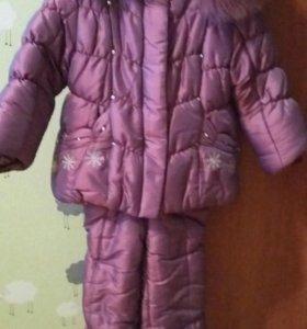 Костюм Kiko зима