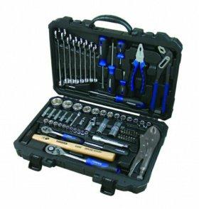 Набор инструментов Forsage 72 пр, 6гр (4722-5)