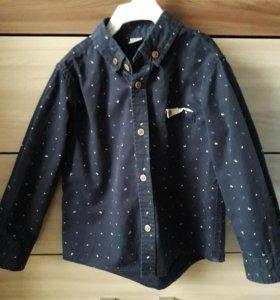 Рубашка 110 р.