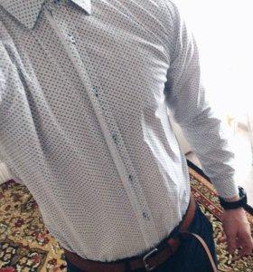 Продам рубашку из oodji