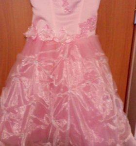 Платье нарядное - бальное