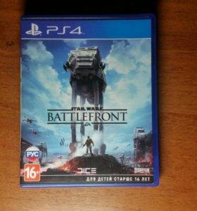 Продаю игру Star Wars Battlefront