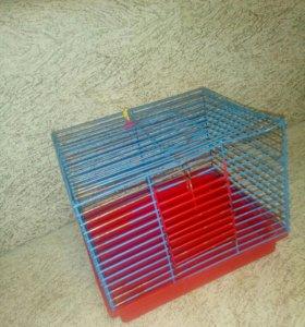 Клетка для хомяков
