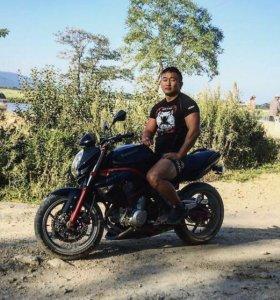 Продам мотоцикл Kawasaki ER 6 N