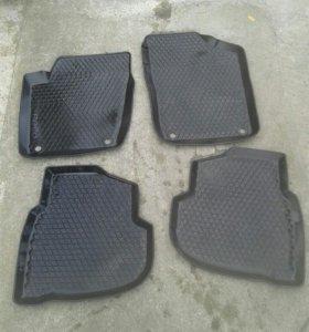коврики PoLo VW