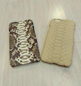 Чехлы на айфон iPhone 7, 8, 7+, 8+ из кожи питона