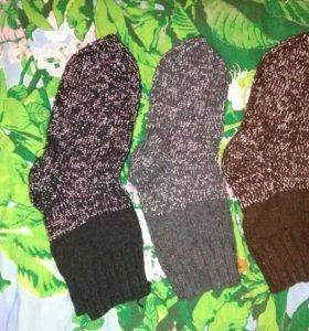 Вязанные носки от 150—450