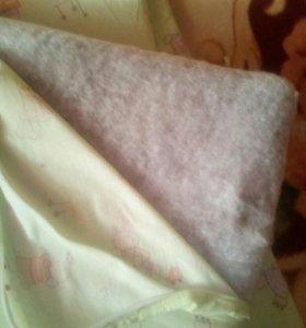Детская кроватка;